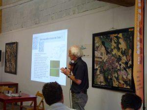 Conférence de Ernst Zürcher